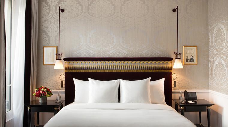 La Reserve Paris brown bed
