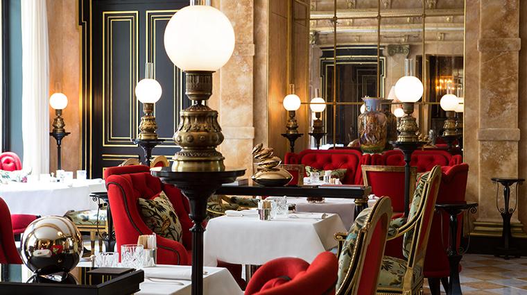 La Reserve Paris grand salon