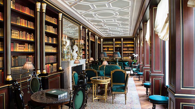 La Reserve Paris library