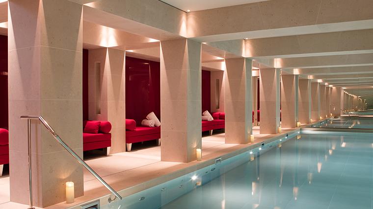 La Reserve Paris pool