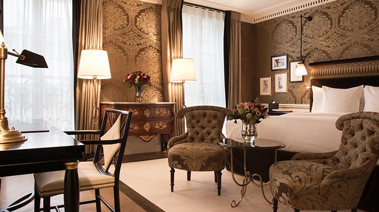 La Reserve Paris prestige room
