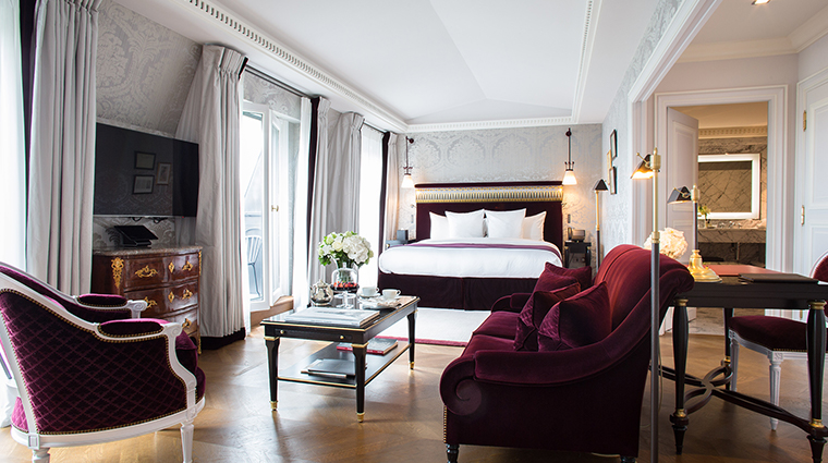 La Reserve Paris suite