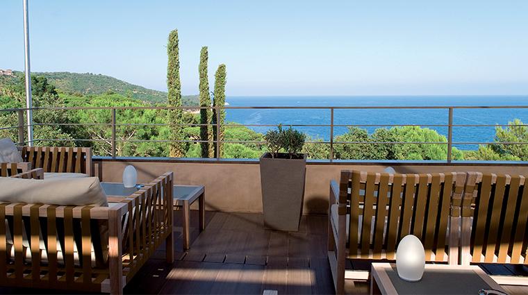 la reserve ramatuelle bar terrace