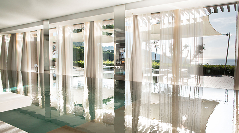 la reserve ramatuelle spa pool