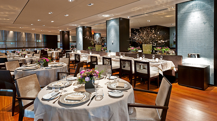 the langham new york fifth avenue dining room