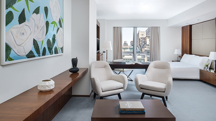 the langham new york fifth avenue junior suite