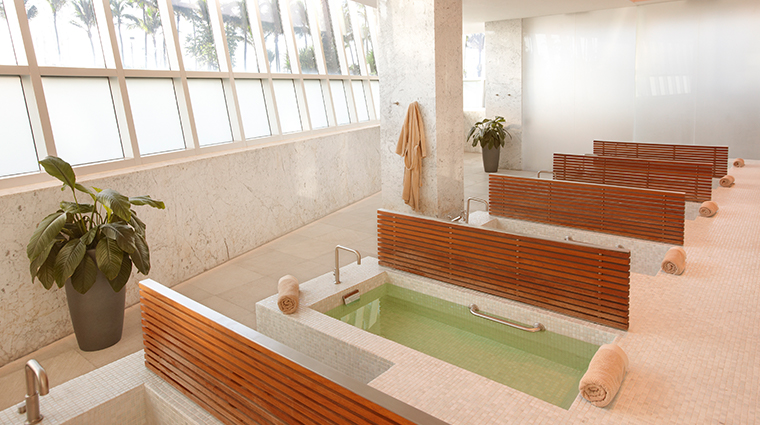 lapis the spa at fontainebleau hammam bath