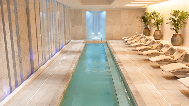 lapis the spa at fontainebleau pool
