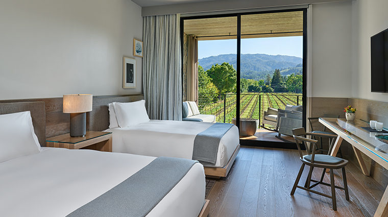 las alcobas a luxury collection hotel napa valley vineyard views