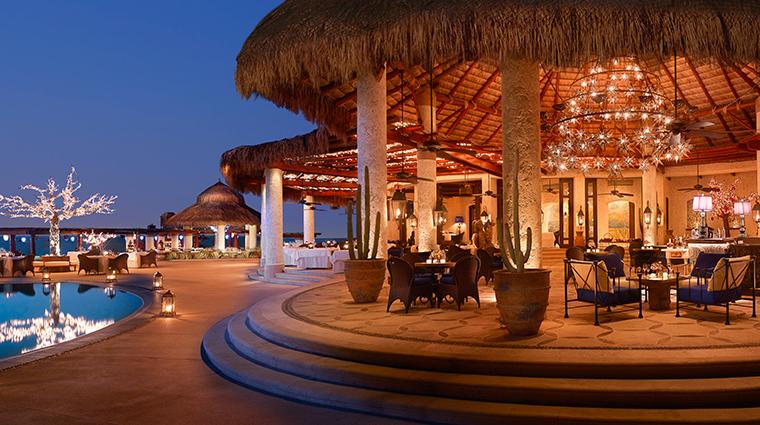 las ventanas al paraiso a rosewood resort dining
