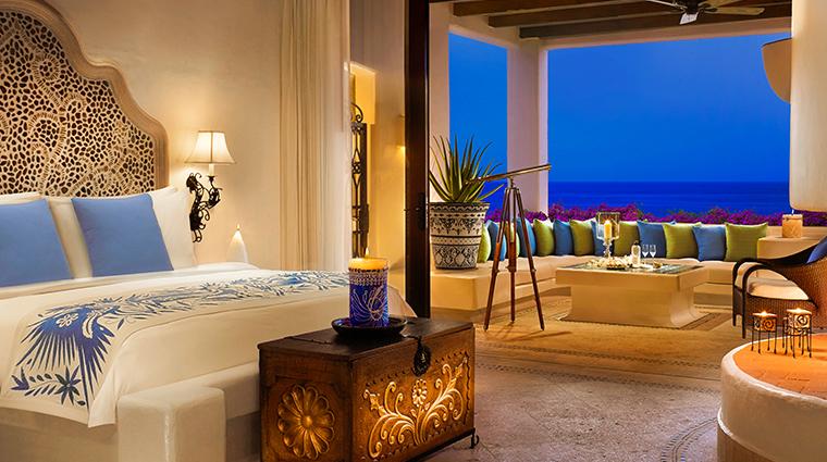 las ventanas al paraiso a rosewood resort guestroom night