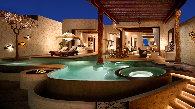 las ventanas al paraiso a rosewood resort guestroom pool