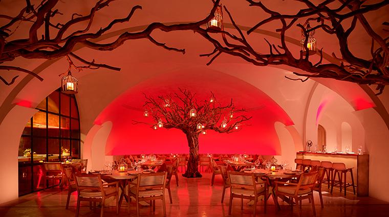 las ventanas al paraiso a rosewood resort indoor dining