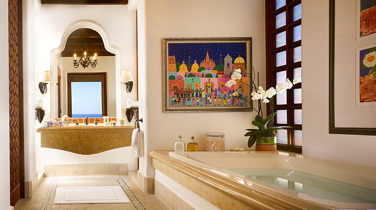 las ventanas al paraiso a rosewood resort suite tub