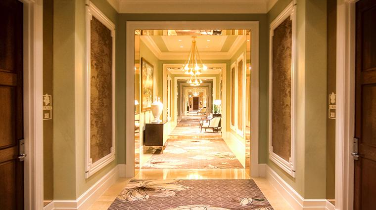 LAuberge Lake Charles hallway