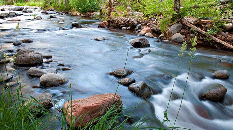 lauberge de sedona Creek