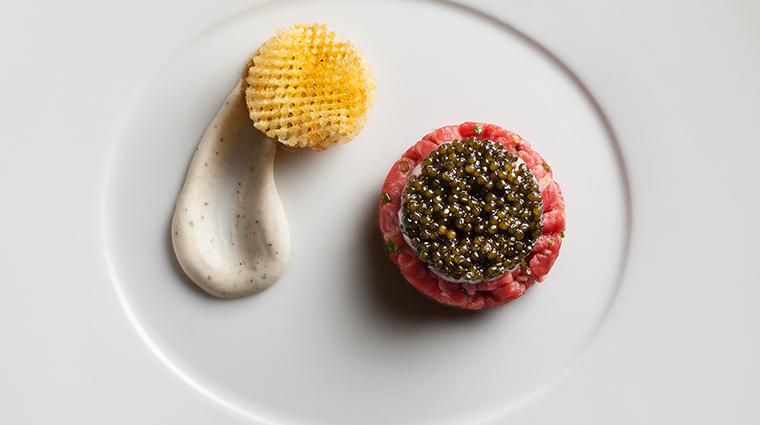 le bernardin caviar wagyu francesco tonelli