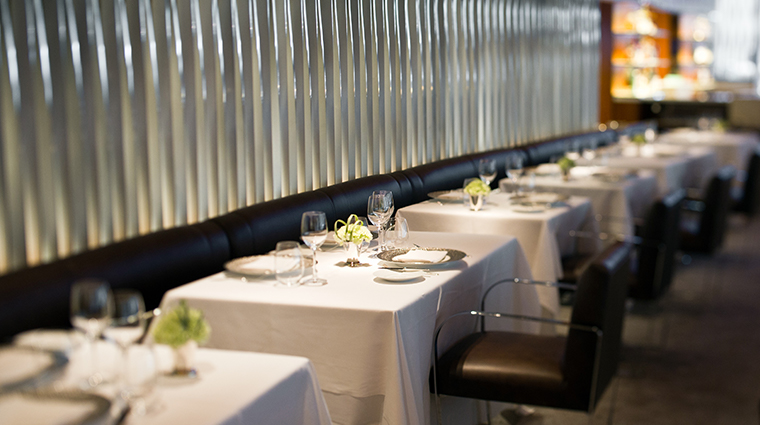 le bernardin main dining room