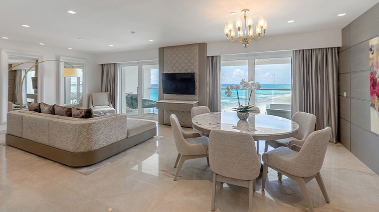 le blanc spa resort cancun royale presidential suite