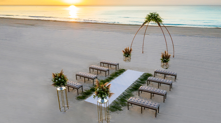 le blanc spa resort cancun weddings