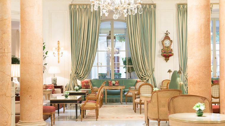 le bristol paris Cafe Antonia Restaurant