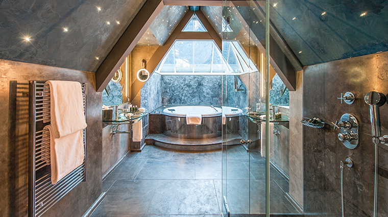 le grand bellevue Etoile Bathroom