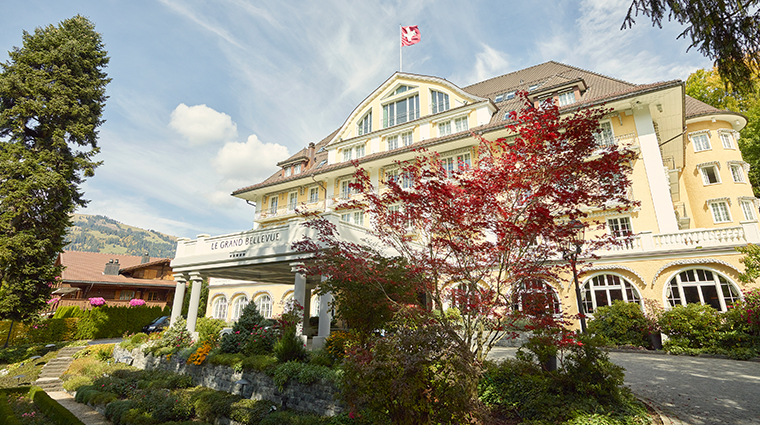 le grand bellevue exterior summer