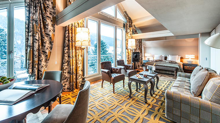 le grand bellevue suite