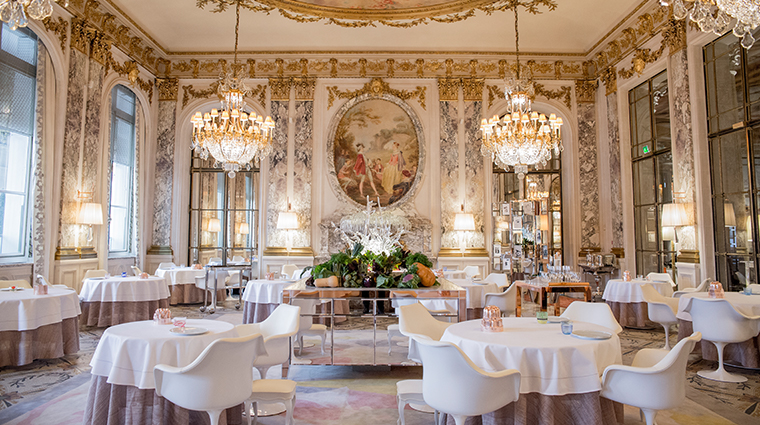 le meurice dorchester collection alain ducasse restaurant
