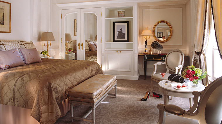 le meurice dorchester collection executive room