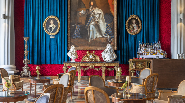 le negresco salon Versailles