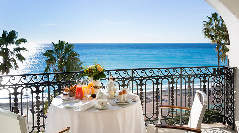 le negresco suite terrace