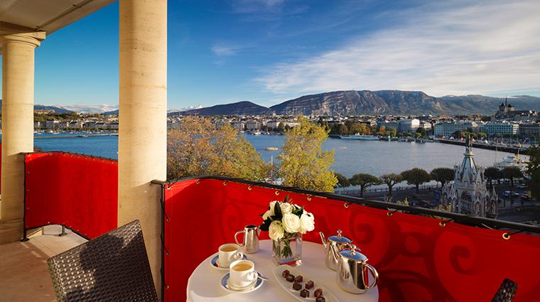 le richemond geneve new premium lake view balcony