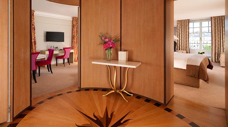 le richemond geneve premium suite entrance