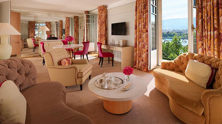 le richemond geneve premium suite salon