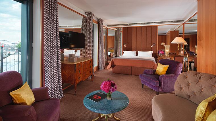 le richemond geneve suite bedroom