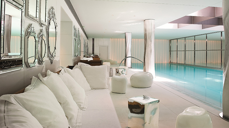 le royal monceau raffles paris spa pool