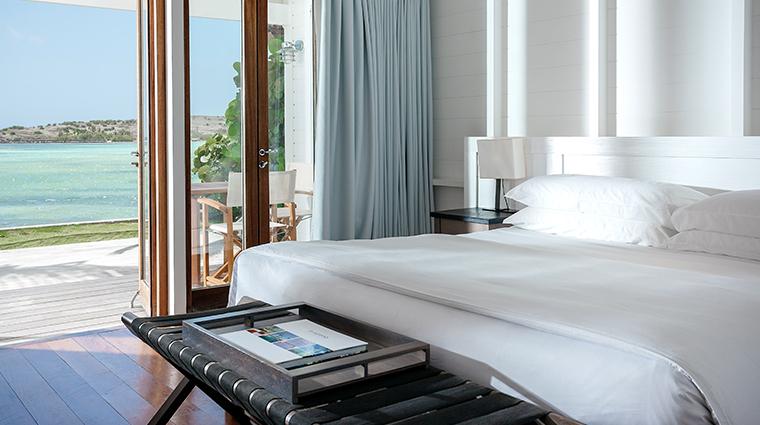le sereno bed view