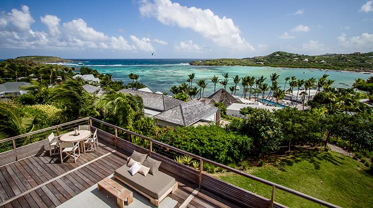 le sereno terrace view
