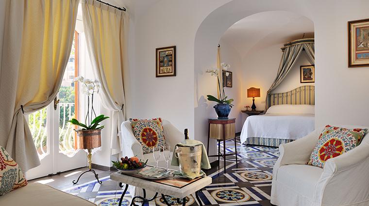 le sirenuse guestroom2