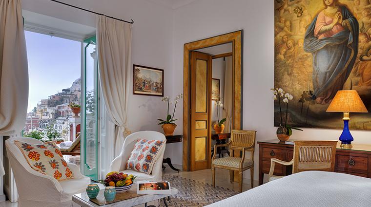 le sirenuse guestroom6