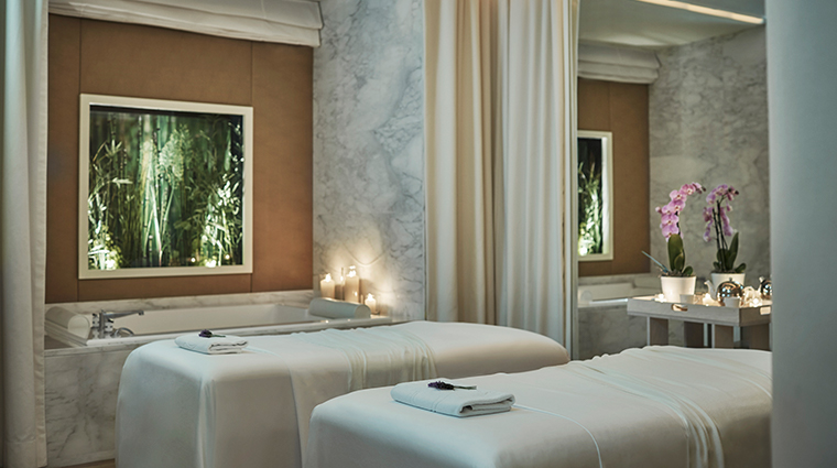 le spa at grand hotel du cap ferrat a four seasons hotel couples treatment