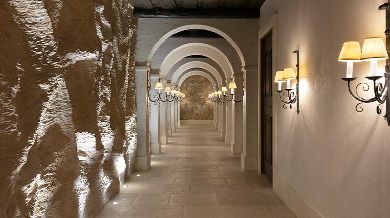 le spa sisley Couloir
