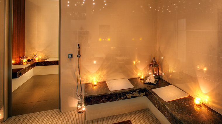 le spa valmont hammam