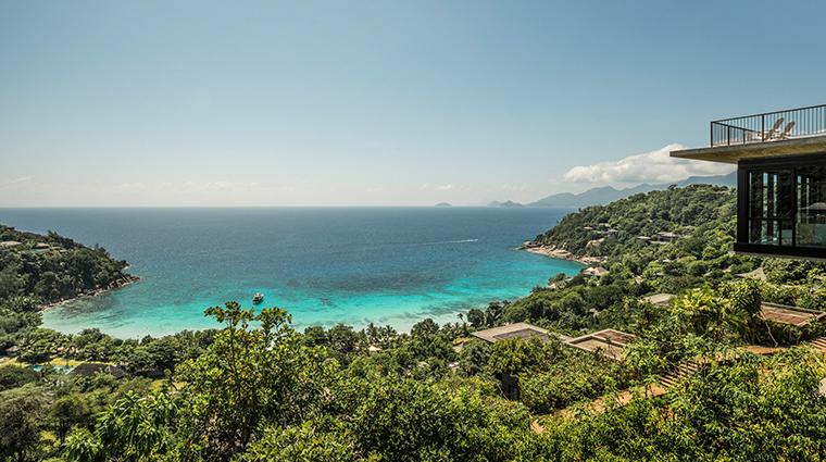 spa at four seasons resort seychelles view