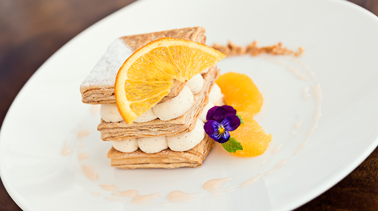 lemaire hazelnut mille feuille