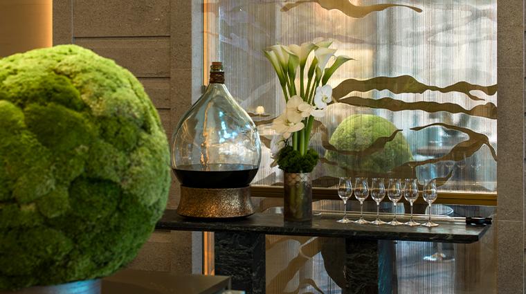 lenvol dining room details