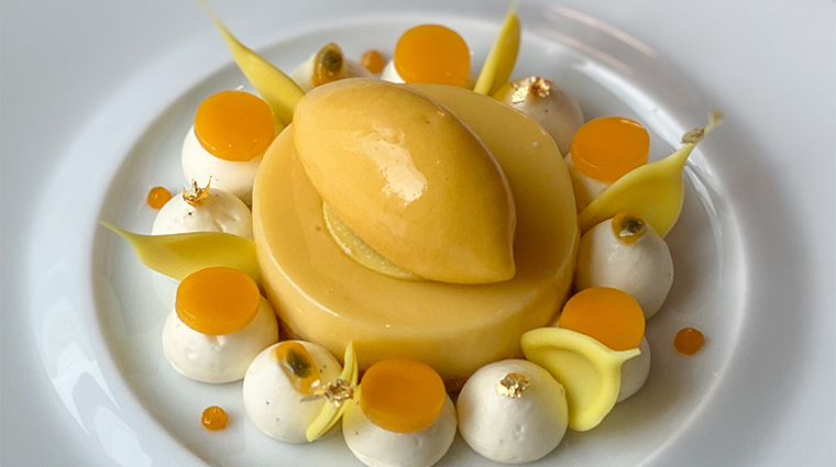 lenvol mango sorbet