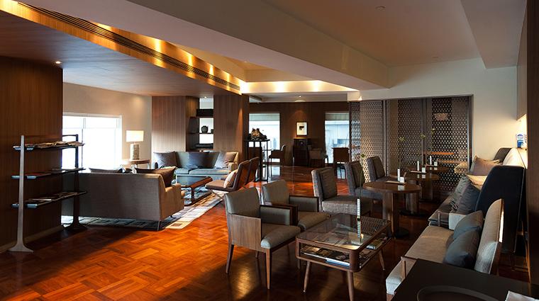 les suites orient bund shanghai Cafe DonXi dining area