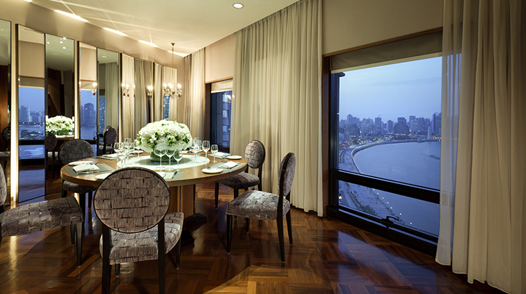 les suites orient bund shanghai Orient suite private dining room